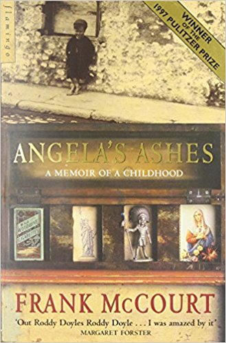 """Book Review: """"Angela's Ashes"""" by Frank McCourt"""