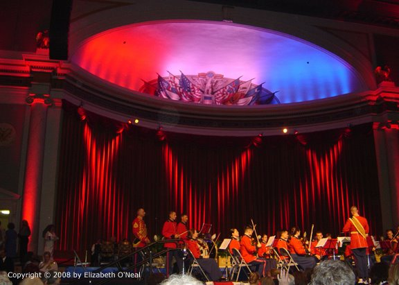 """Image of The United States Marine """"The President's Own"""" Chamber Orchestra."""