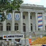 Wordless Wednesday: DAR HQ Gets a Facelift