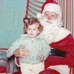 Wordless Wednesday: Meeting Santa