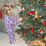 Advent Calendar of Christmas Memories: Day 3 – Christmas Tree Ornaments