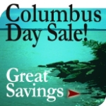 Columbus Day Sale at Genealogical.com
