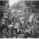 WWII Correspondence on Display at Chapman University