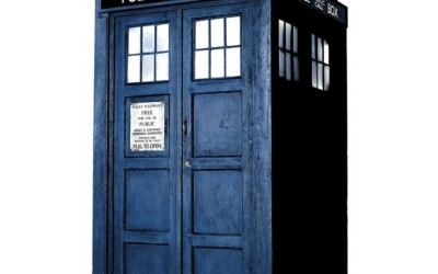 The FIRST Genealogy Blog Party: Travel With a Time Lord