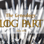 The June 2016 Genealogy Blog Party!