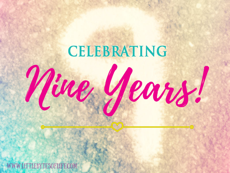 9 Years of Blogging at Little Bytes of Life (now My Descendant's Ancestors)