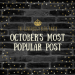 Congrats to the October Genealogy Blog Party Top Vote-Getter!