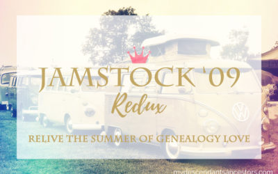 Relive the Summer of Genealogy Love
