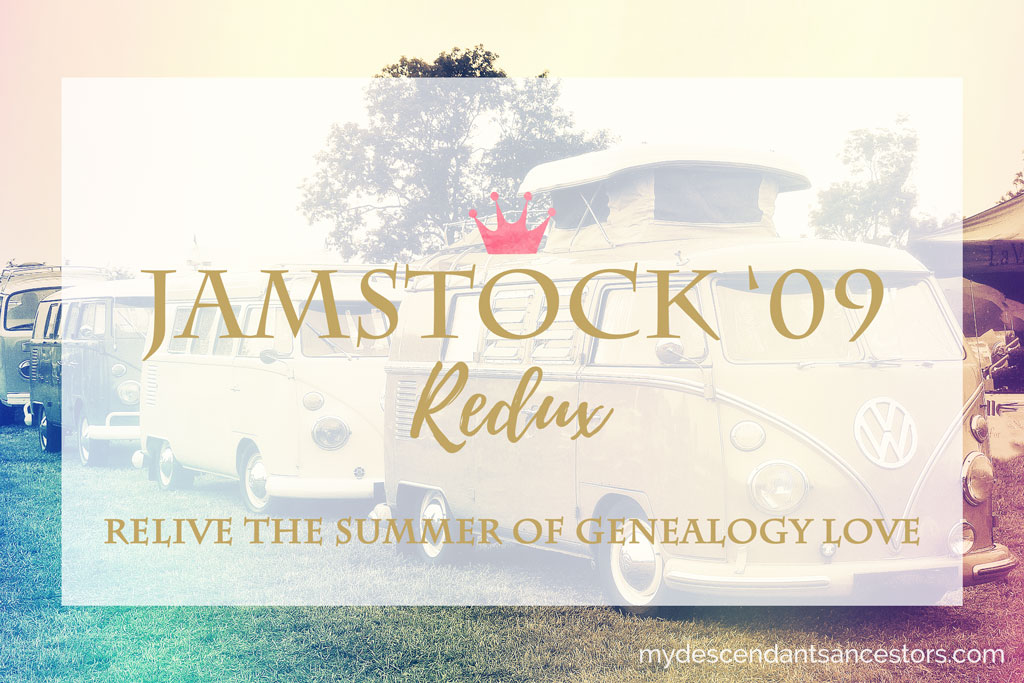 Jamstoock '09: Relive the Summer of Genealogy Love