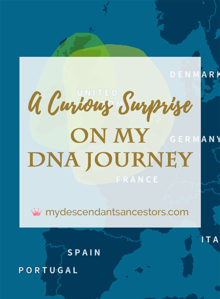 A Curious Surprise on My DNA Journey