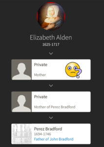 Private is Private's mother. Wait, what?