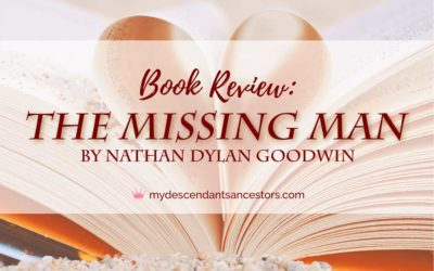 "Book Review: ""The Missing Man"" by Nathan Dylan Goodwin"