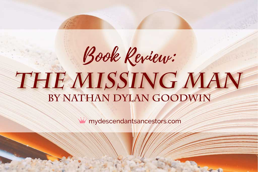 Book Review: The Missing Man by Nathan Dylan Goodwin