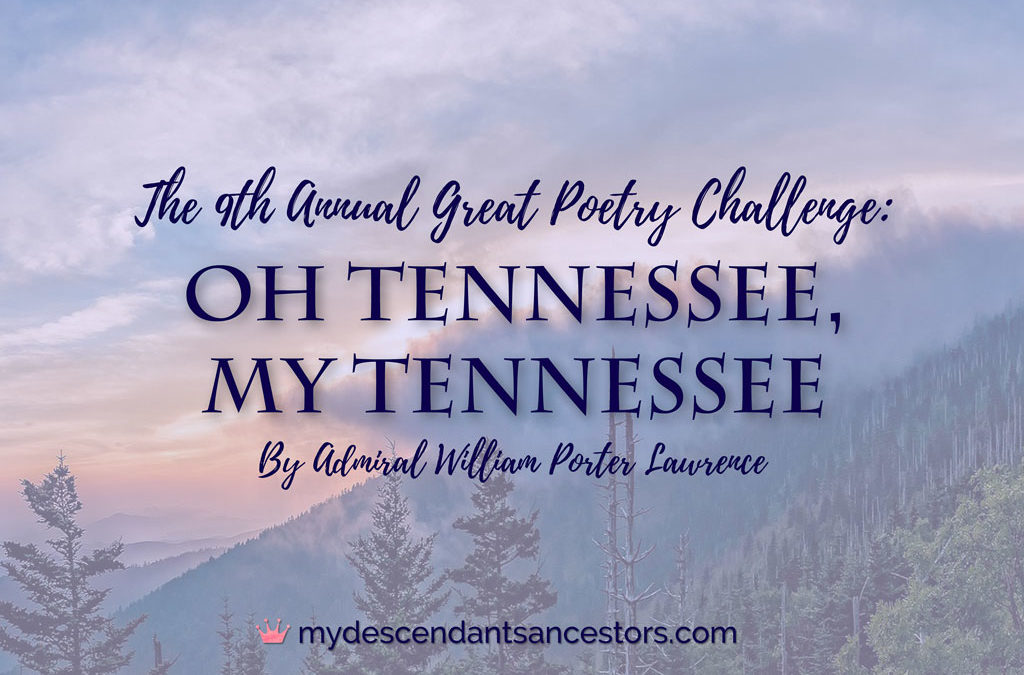 """Oh Tennessee, My Tennessee"" (Poem)"